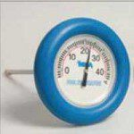 Large Dial Floating Thermometer