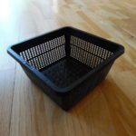 Pond plant basket 19 X 19cm square