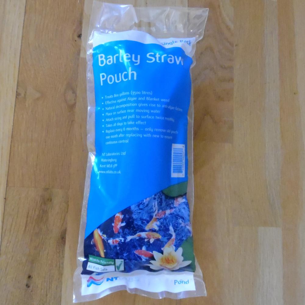 Barley Straw Single. Algae & blanket weed treatment.